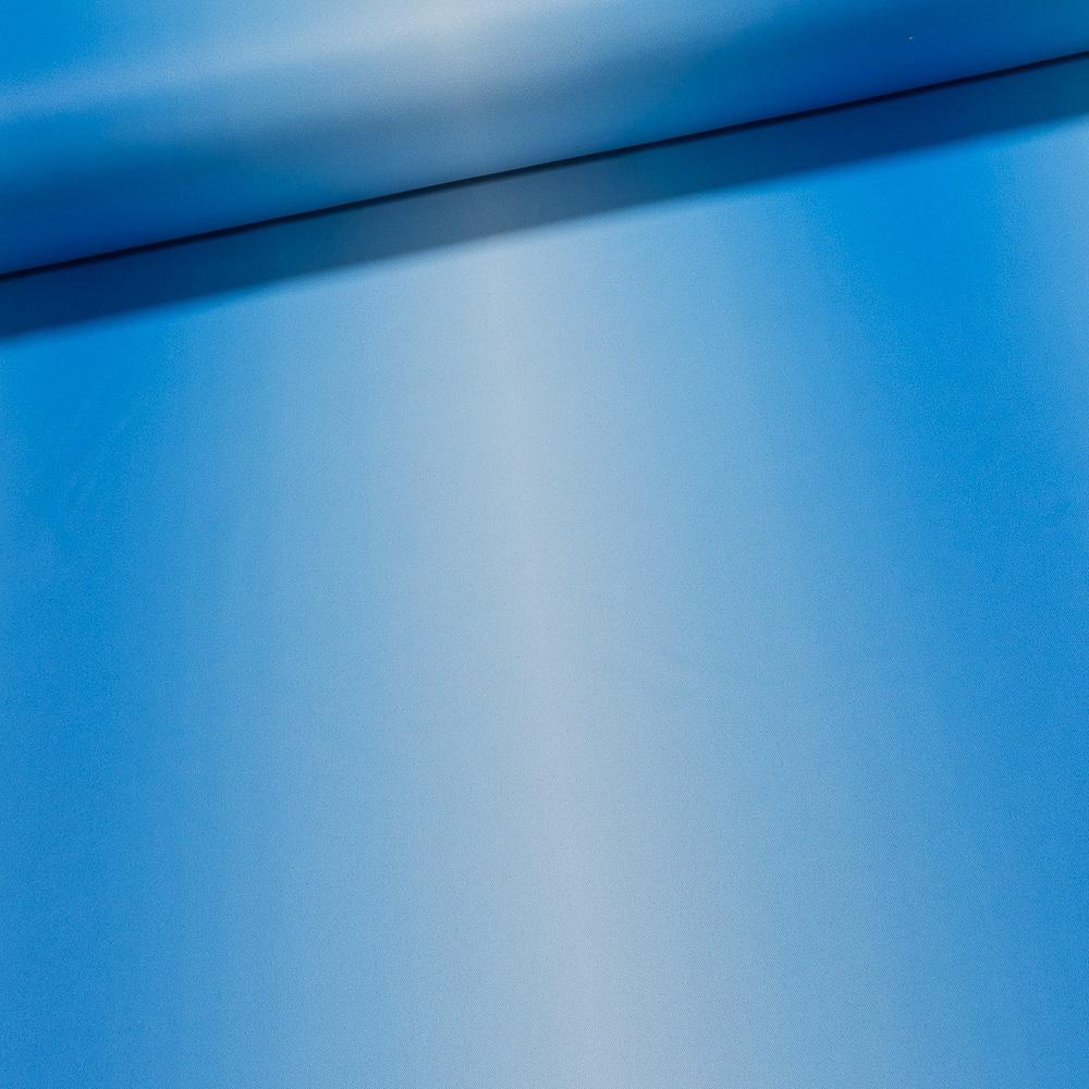 Girgle Zatemňovací závěs, blackout 10013/04 modrý žíhaný, šířka 150cm (látka v metráži)