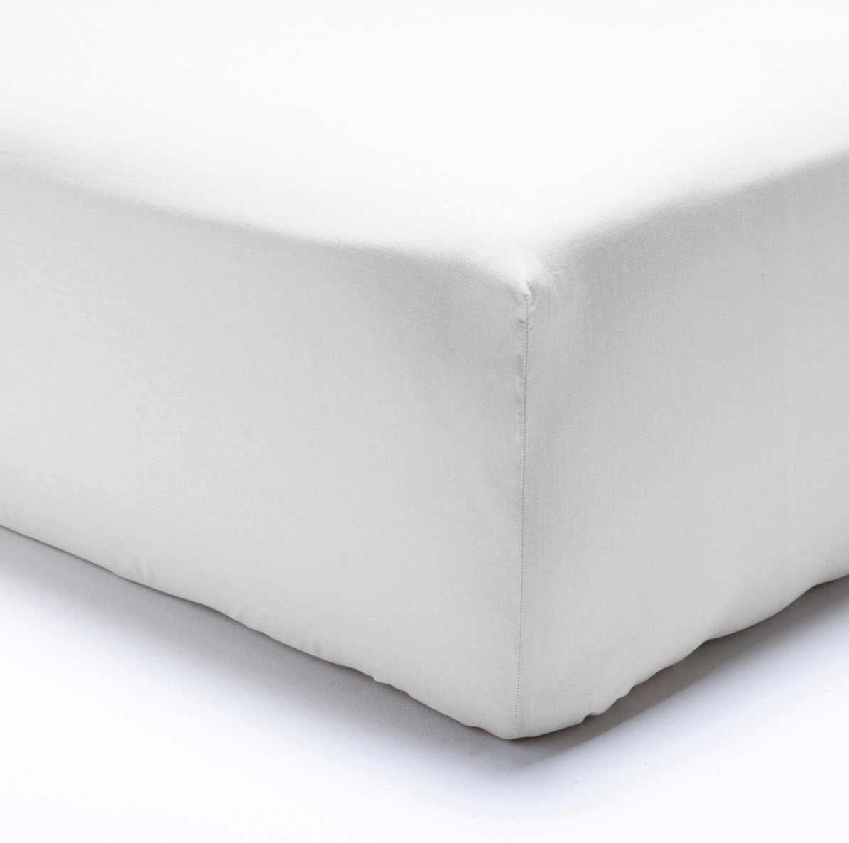 Polášek jersey prostěradlo 140x200cm, bílé