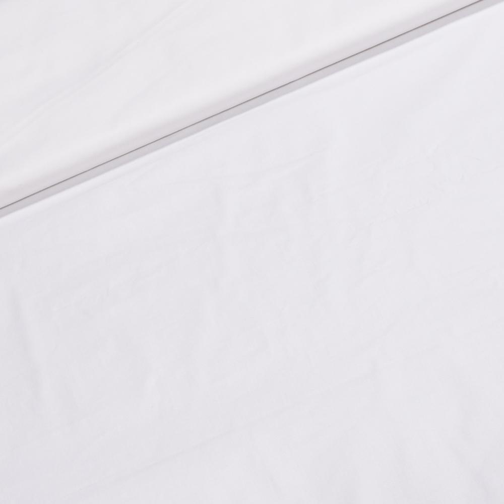 Sypkovina KATE 658 jednobarevná bílá, š.142cm (látka v metráži)